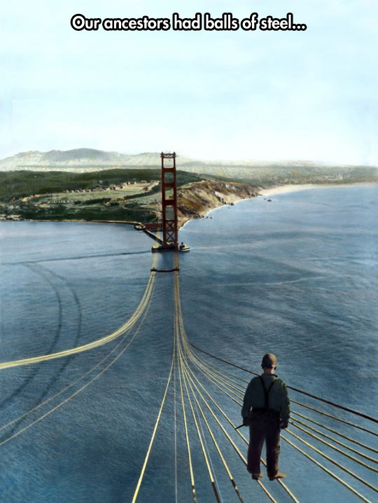 funny-bridge-ocean-wire-man