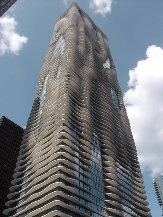 Trippy architecture…