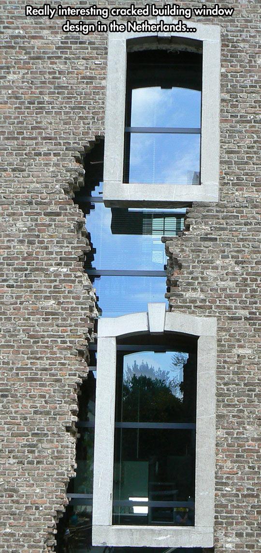 Incredible windows design…