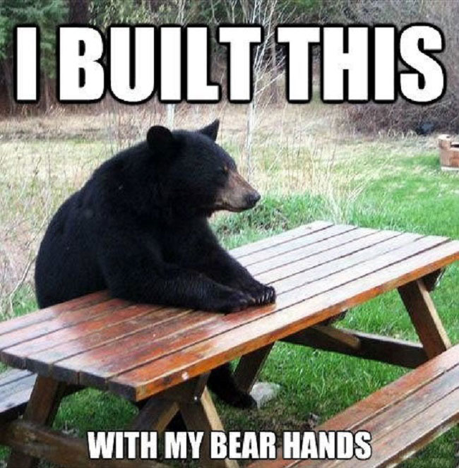 funny-built-this-bear-hands-picnic-table-pun-joke-pics1
