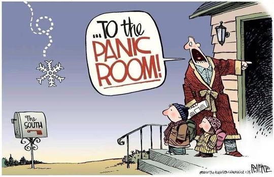 funny-cartoon-South-snow-panic-room