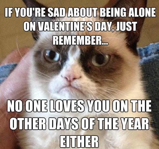 If you're feeling sad…