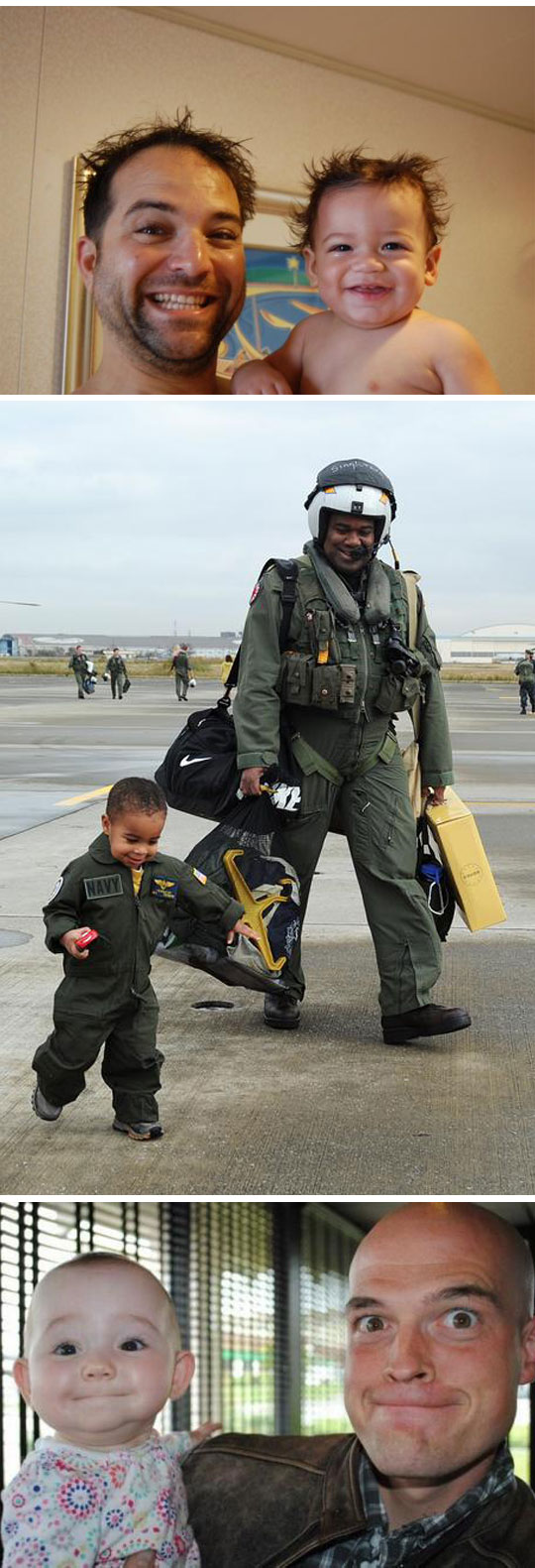 funny-father-like-son-pilot-airport