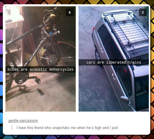 funny-friend-message-car-bike-thoughts