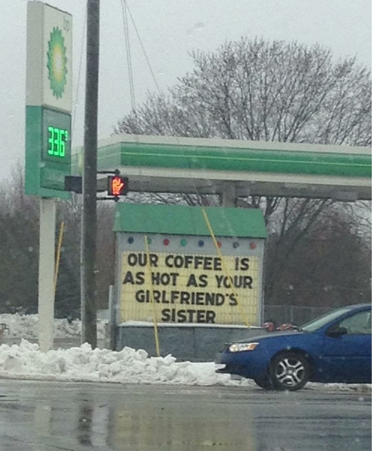 Ok, now I want a cup…