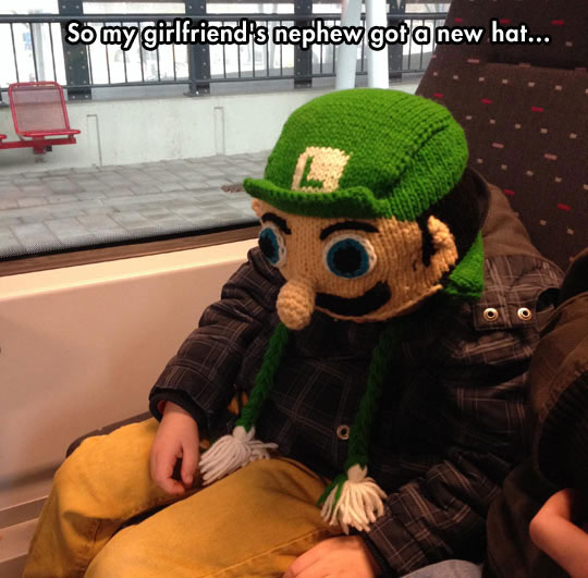 It's the Year of Luigi…
