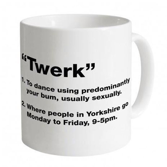 The different meanings of twerk…