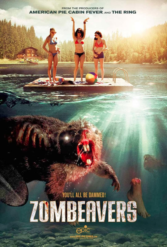 funny-new-movie-zombie-beavers-water-poster