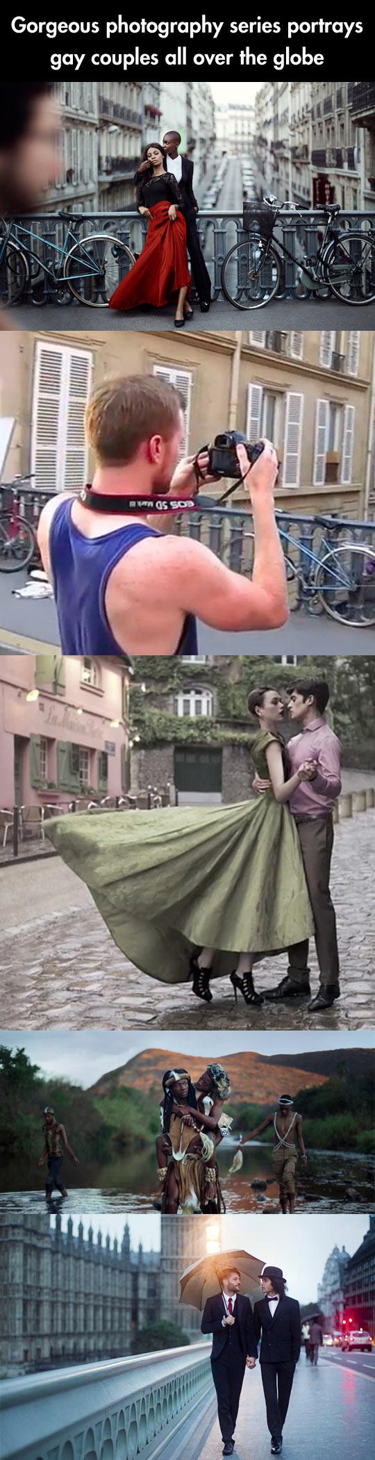 Romance with a single click...
