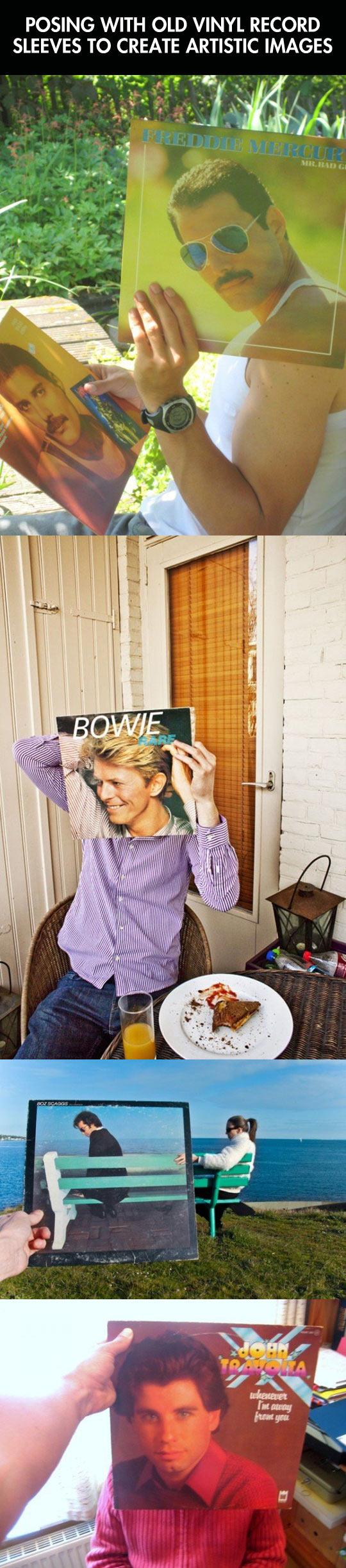 funny-posing-old-vinyl-record