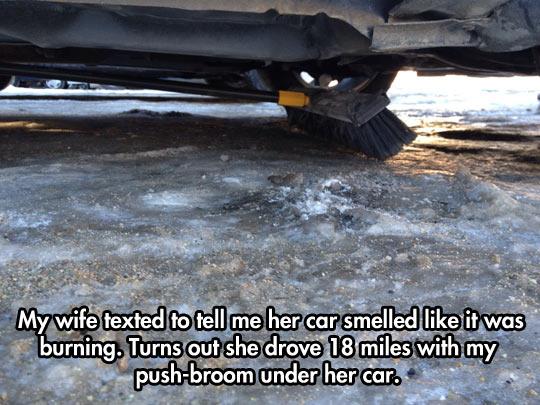 funny-push-broom-car-snow-wife