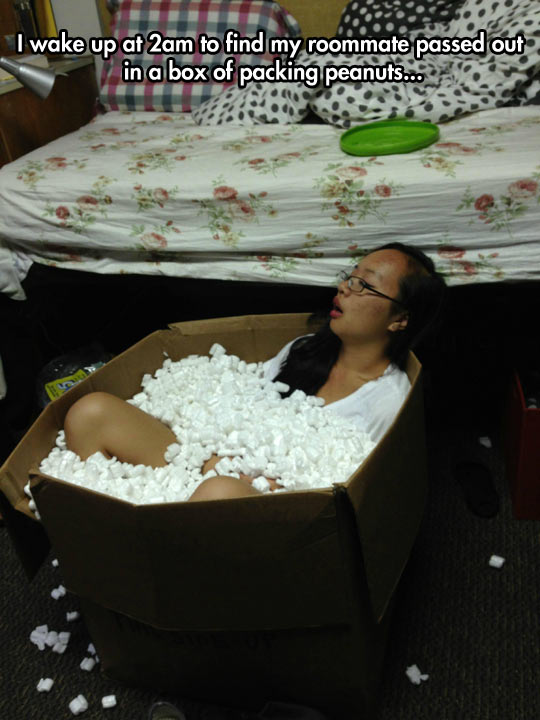 funny-roommate-box-packing-peanuts