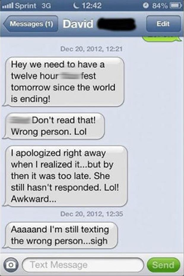 Dirtiest text messages to send to a guy