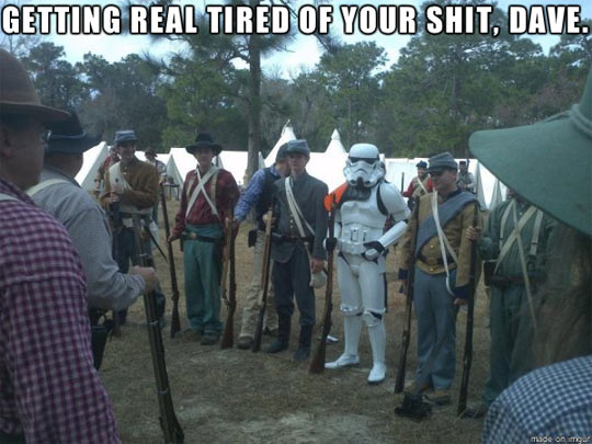This isn't the rebel base you're looking for…