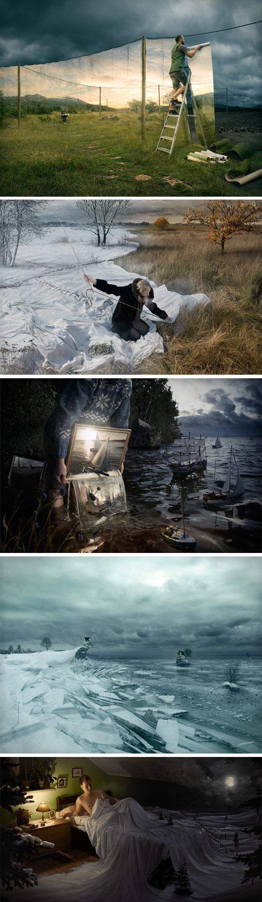 Surreal photos...