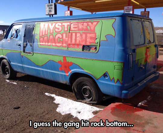 funny-van-Mystery-Machine-painting