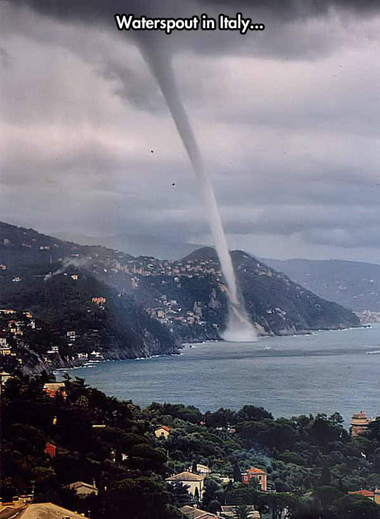 funny-waterspout-Italy-shore-storm