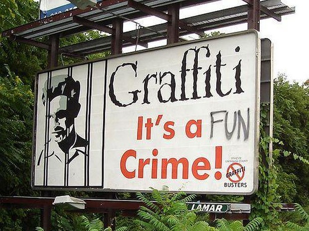 Smartass-Responses-Grafitti-is-a-crime