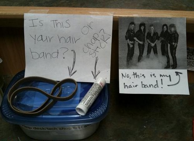 Smartass-Responses-My-Hair-Band