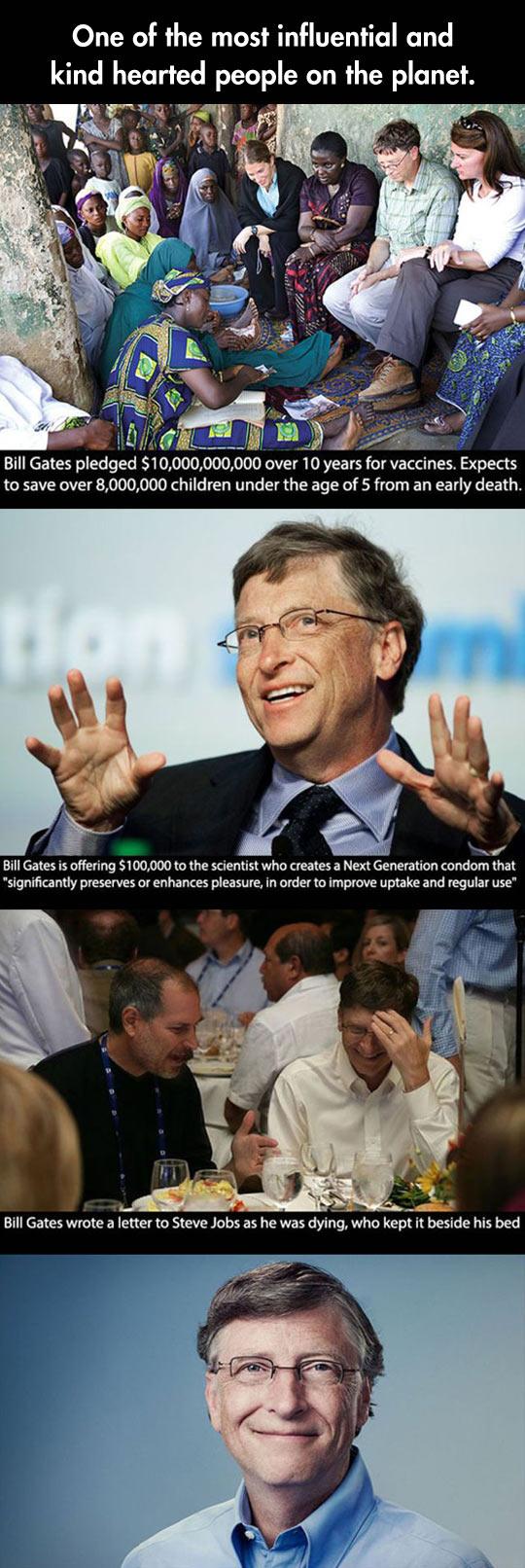 cool-Bill-Gates-poor-people-kind