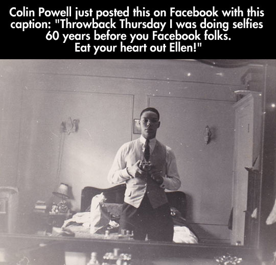 cool-Colin-Powell-selfie-old