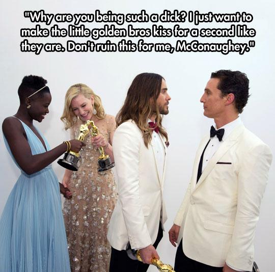 Oscar Winner Problems