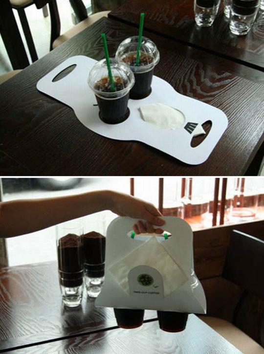 cool-design-cup-holder-restaurant