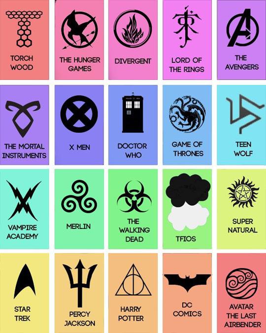 Your Favorite Fandoms