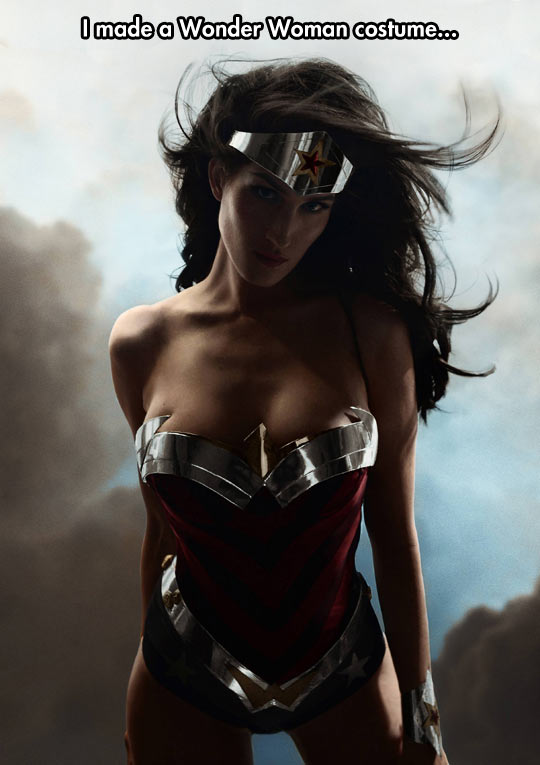Wonder Woman Has Never Looked Better
