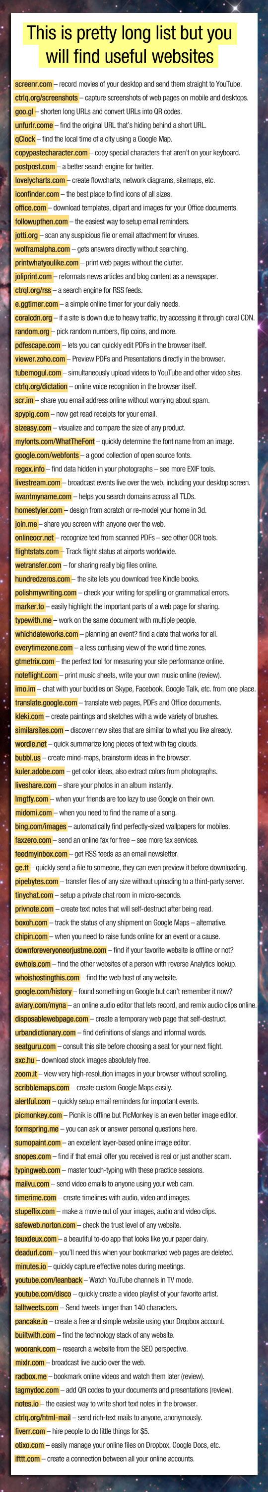 cool-list-useful-websites-Internet