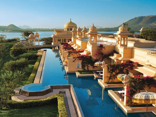 Oberoi Udaivilas Hotel In Udaipur, India