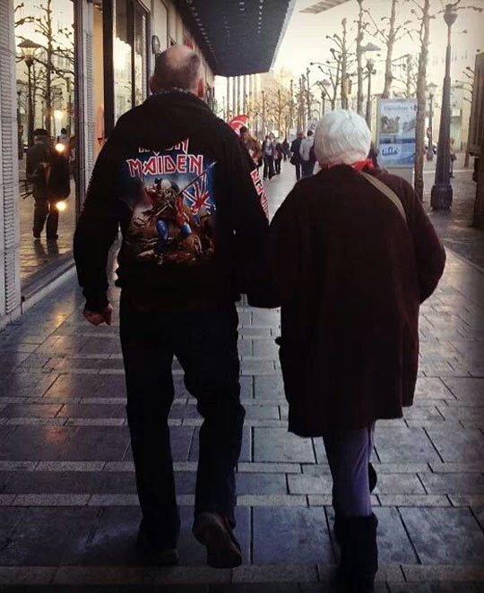 cool-old-couple-Iron-Maiden-rock