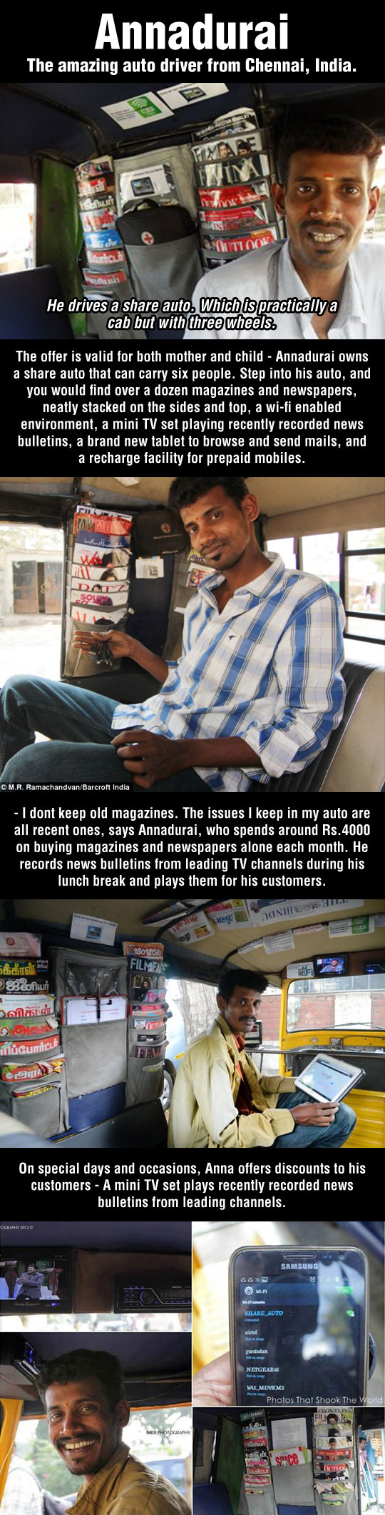 Another Amazing Story Of People Being Awesome