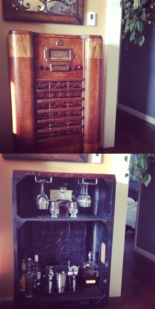 cool-vintage-radio-bar-glass-antique-awesome