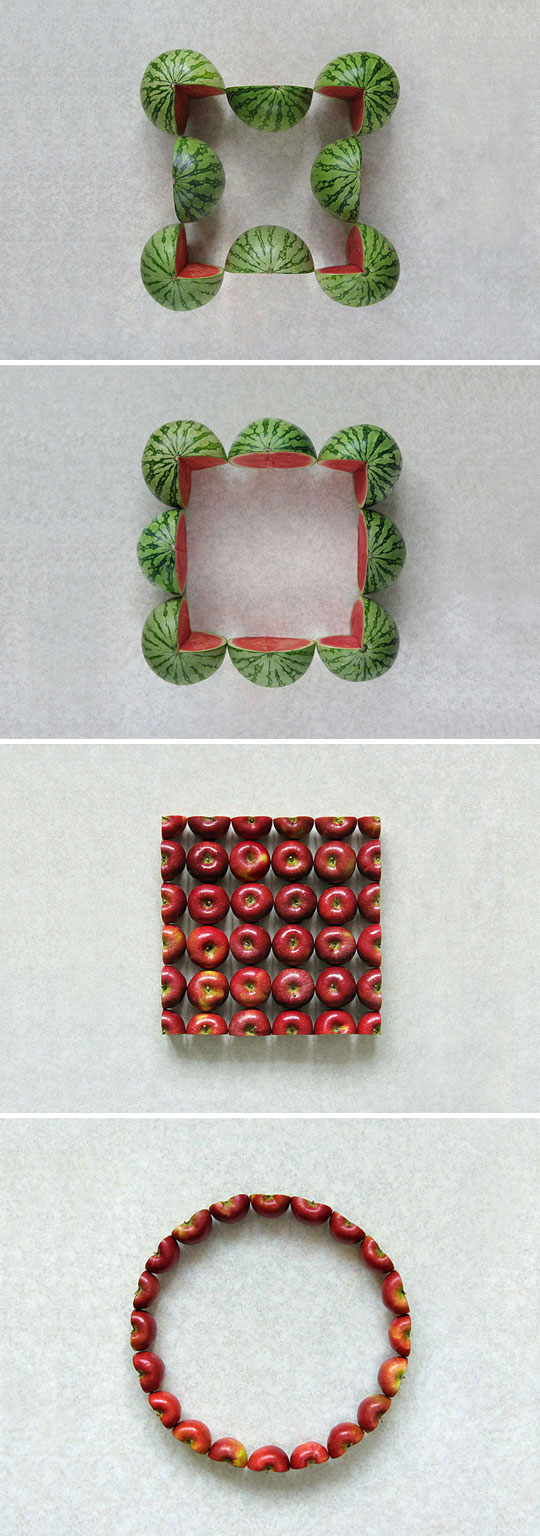 Perfect Way To Cut Fruit
