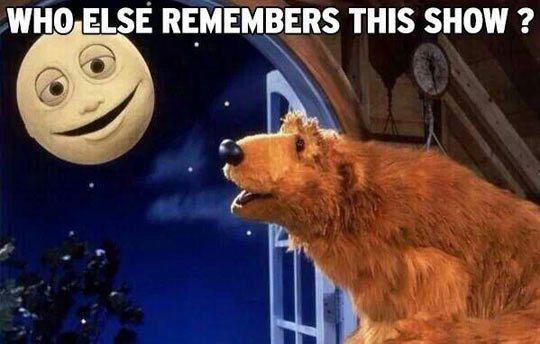 Loved That Show As a Kid
