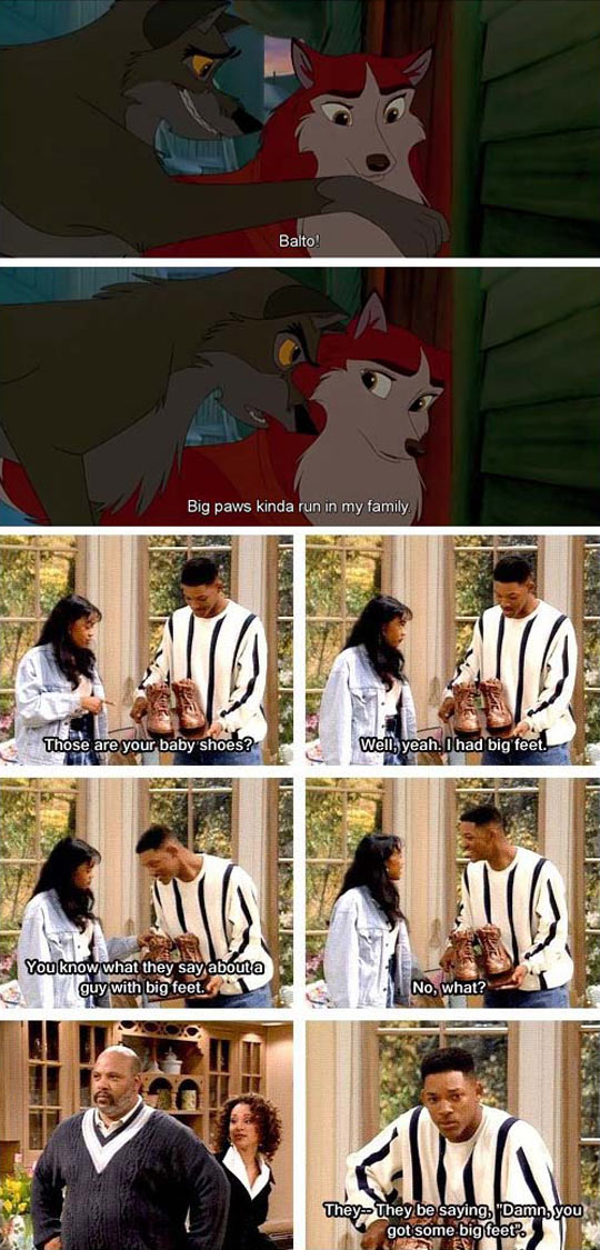 Balto Was Not a Very Innocent Movie