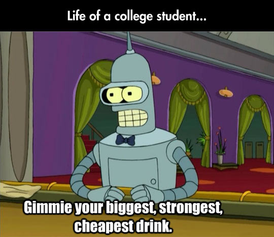 Living As a College Student