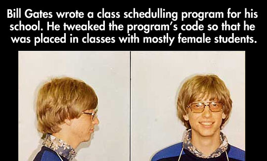 funny-Bill-Gates-class-scheduling-program-school