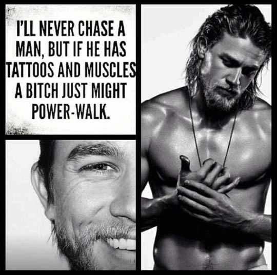 I'll Never Chase a Man
