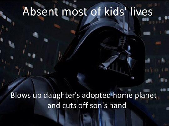 funny-Darth-Vader-bad-parenting-absent-daughter