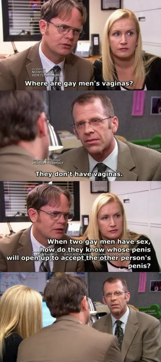funny-Dwight-Office-gay-people-love