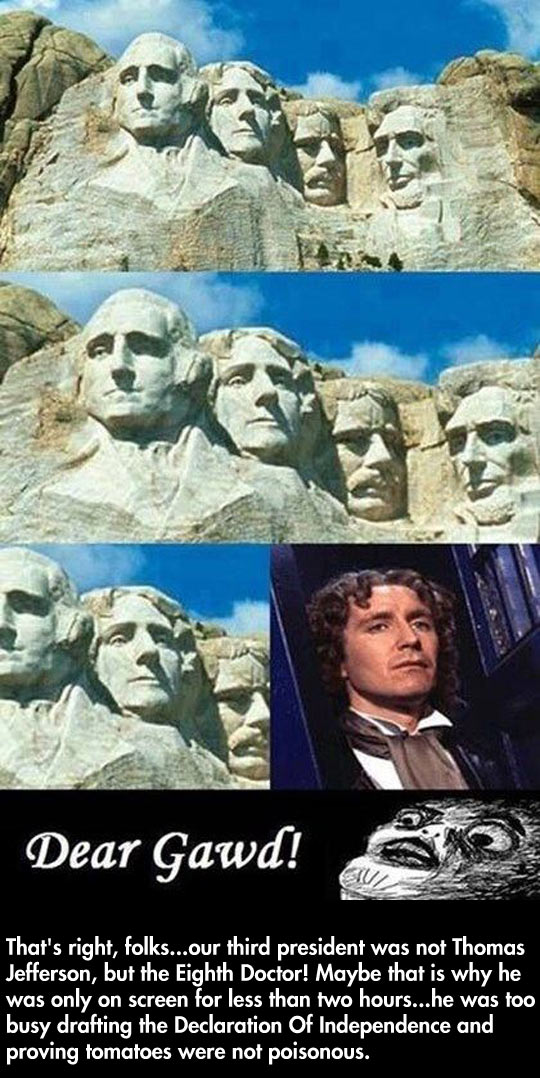 Thomas Jefferson Who?