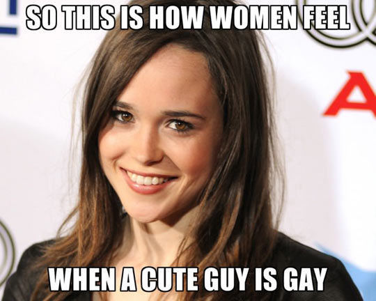 funny-Ellen-Page-gay-cute-women