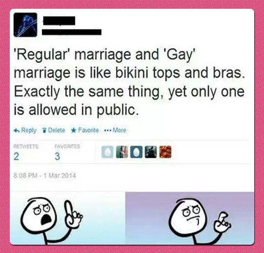 funny-Gay-marriage-bikini-tops-Twitter-quote
