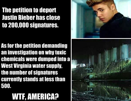 funny-Justin-Bieber-petition-toxic-waste