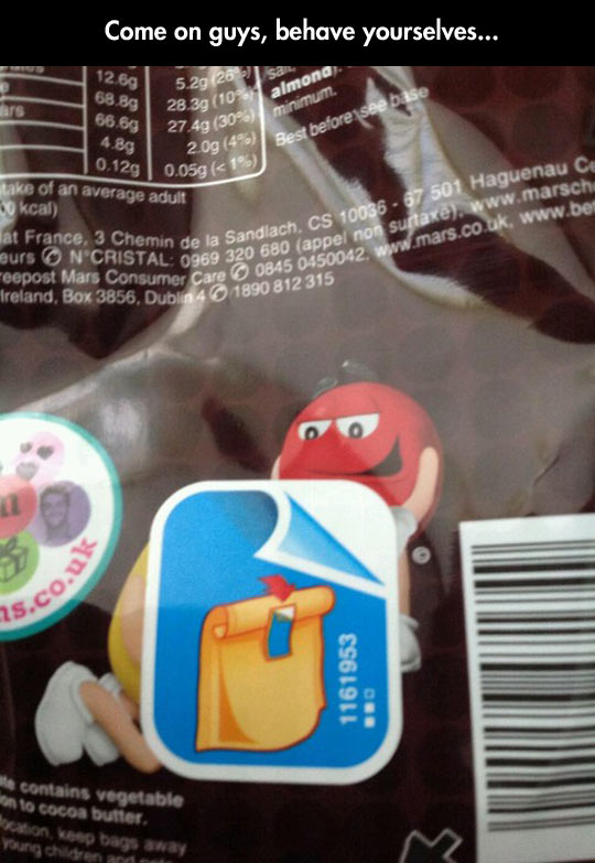 funny-MandMs-label-confusion-misbehaving