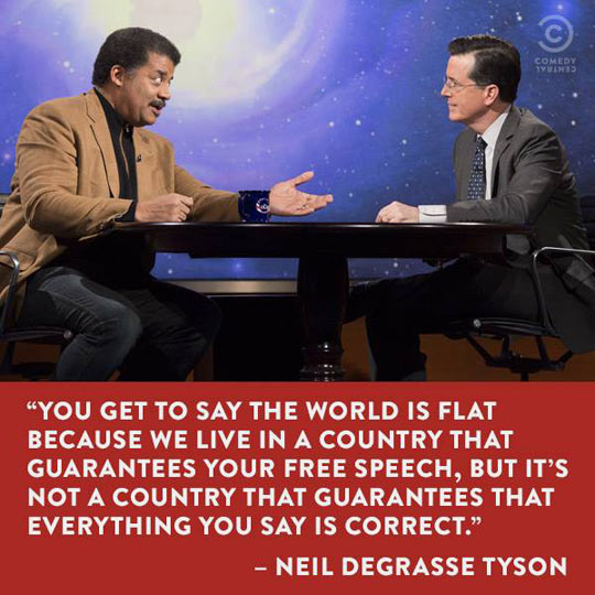 Neil DeGrasse Tyson on The Colbert Report