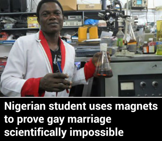 Nigerian Science, Sh-t