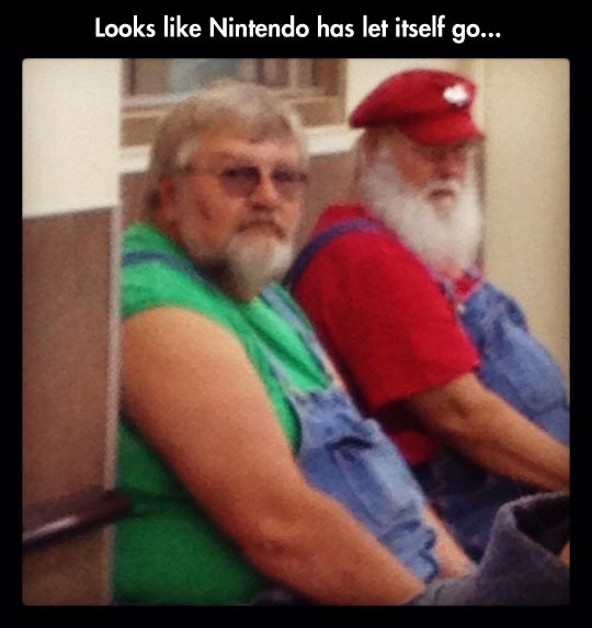 Just a couple of plumbers…
